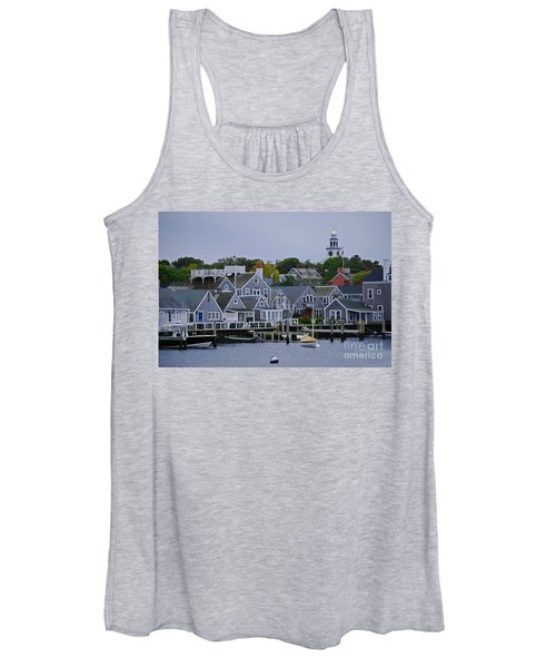 View From The Water Women's Tank Top