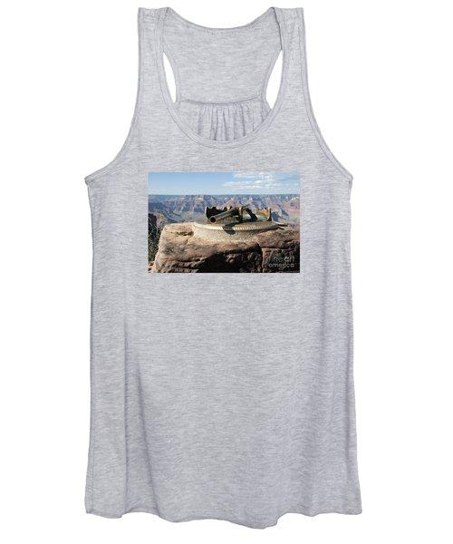 Viewing Infinity Women's Tank Top