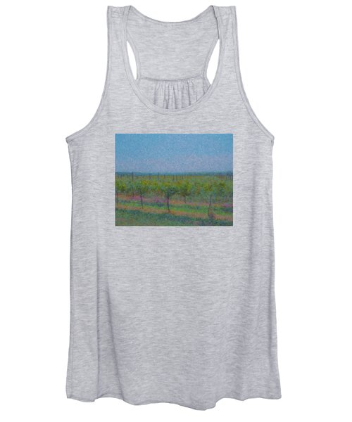 Vines In The Sun Women's Tank Top