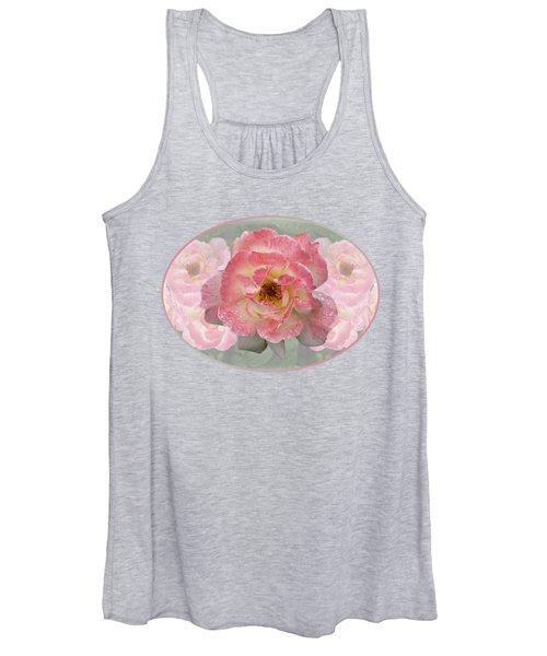 Vintage Rose Women's Tank Top