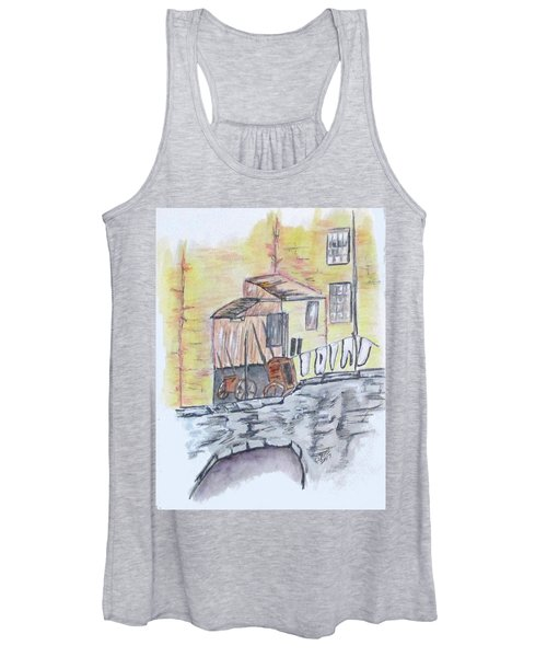 Vintage Wash Day Women's Tank Top