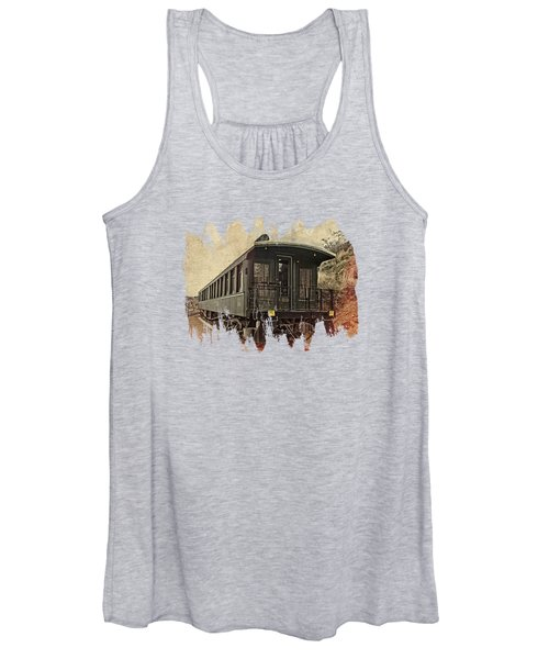 Virginia City Pullman Car Women's Tank Top