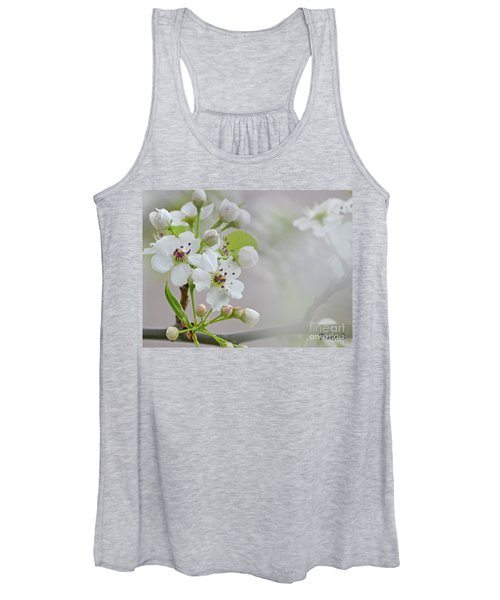 Visions Of White Women's Tank Top