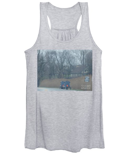 Visiting Day Women's Tank Top