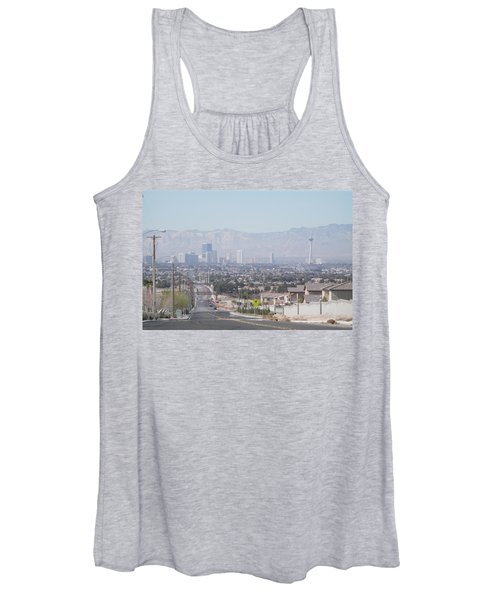 Vista Vegas Women's Tank Top