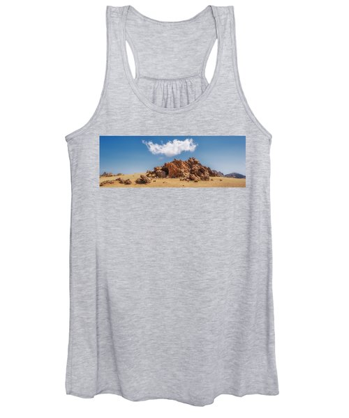 Volcanic Rocks Women's Tank Top