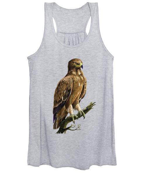 Wahlberg's Eagle Women's Tank Top
