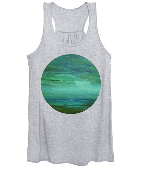 Waiting By The Shore Women's Tank Top