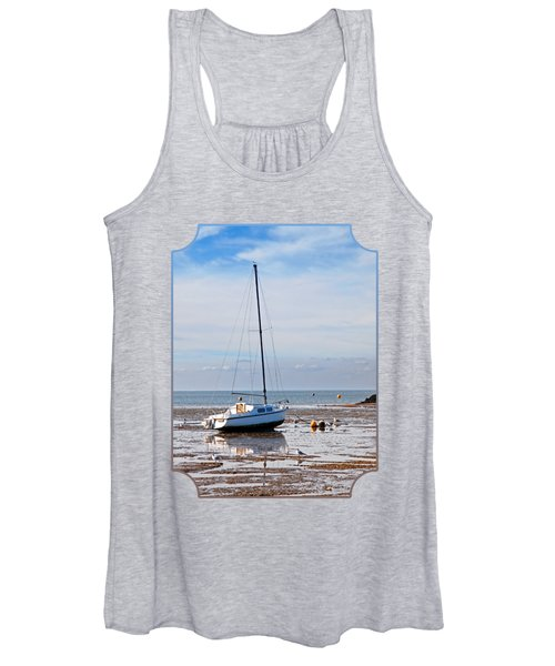 Waiting For High Tide Women's Tank Top