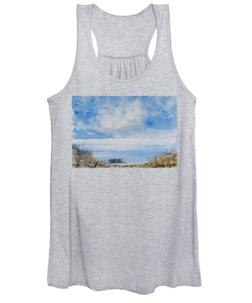 Waiting For Sailor's Return Women's Tank Top