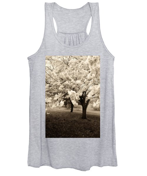 Waiting For Sunday - Holmdel Park Women's Tank Top