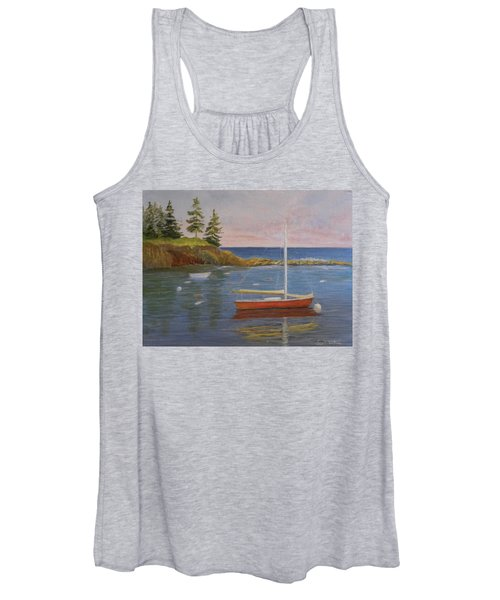 Waiting For The Wind Women's Tank Top