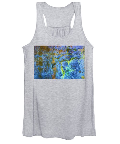 Wall Abstraction I Women's Tank Top
