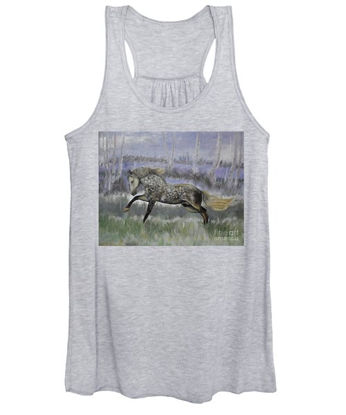 Warrior Of Magical Realms Women's Tank Top