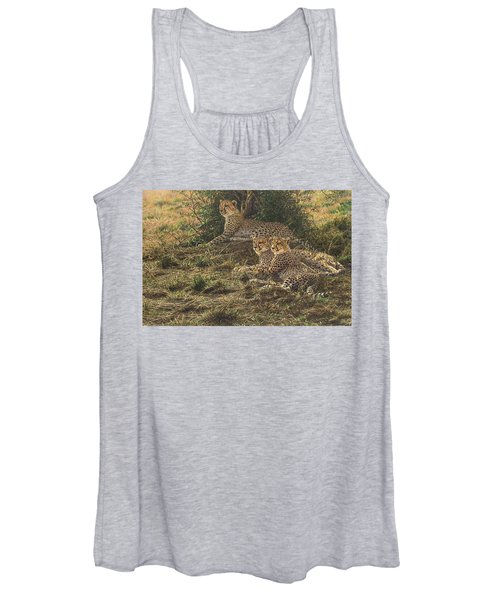Watching Mam Women's Tank Top