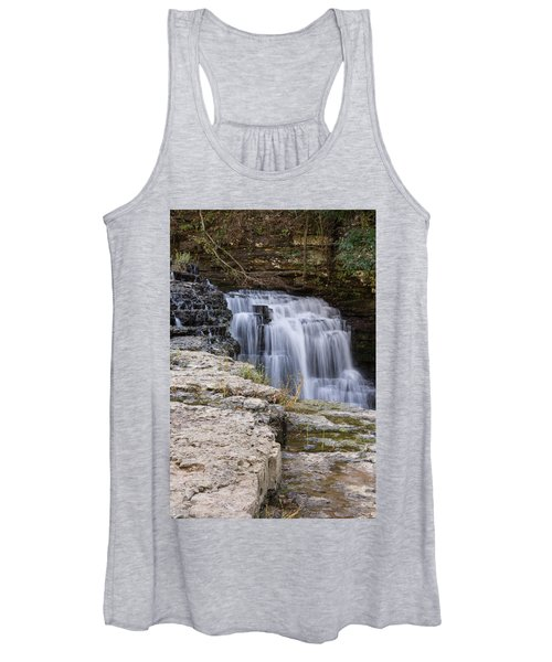 Water In Motion Women's Tank Top
