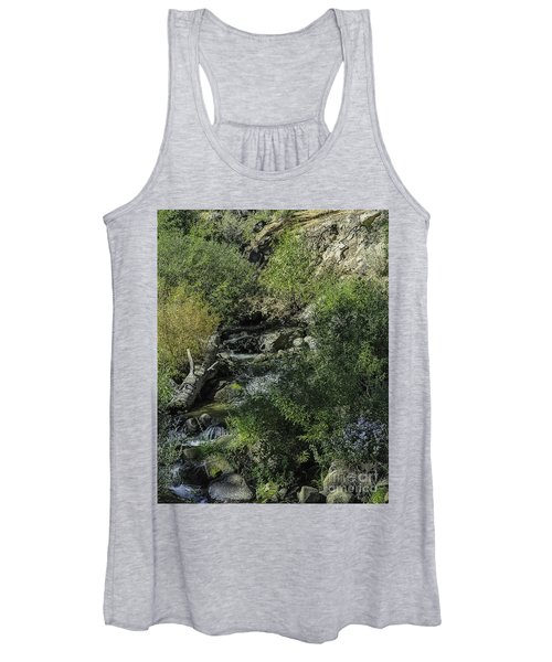 Water Logged Women's Tank Top
