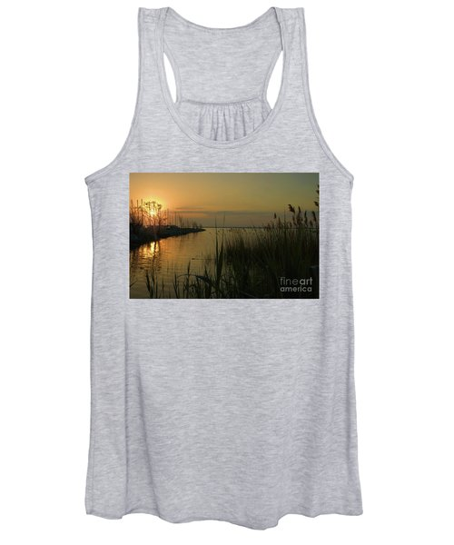 Water Reflections Women's Tank Top