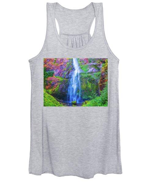 Waterfall 1 Women's Tank Top