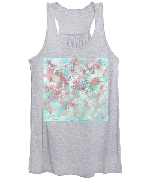 Watermelon Summer Slush Women's Tank Top