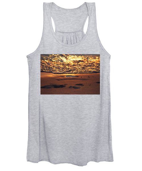 We Each Leave Our Mark, Momentarily Women's Tank Top