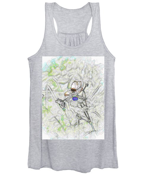 We Fade To Grey 4 Part 3 Women's Tank Top