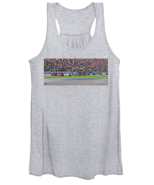 We Have A Race Women's Tank Top