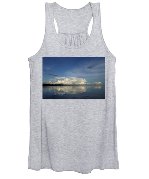 Weather From Tampa Bay 871 Women's Tank Top