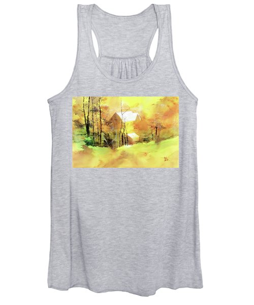Welcome Winter Women's Tank Top