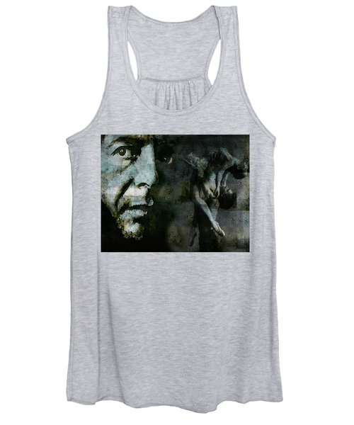 Well , I've Heard There Is A Secret Chord Women's Tank Top