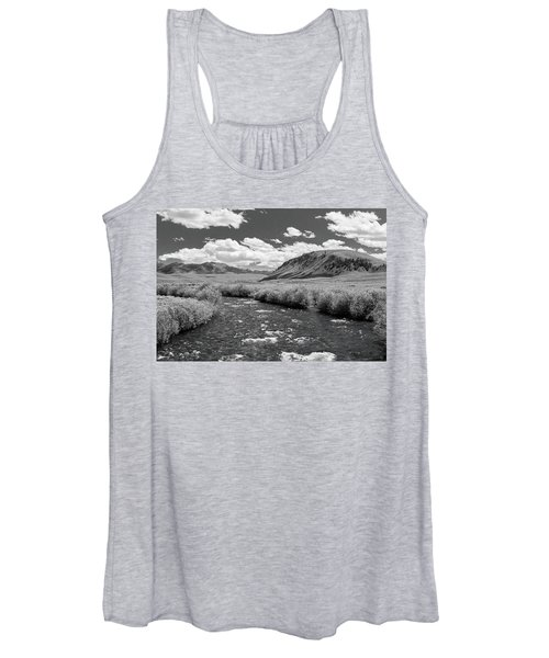 West Fork, Big Lost River Women's Tank Top