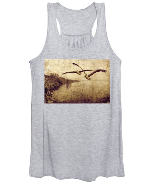 Wetlands Women's Tank Top
