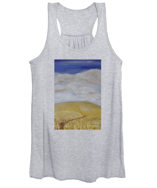 What Is Beyond? Women's Tank Top