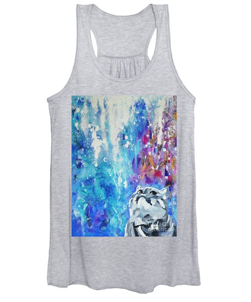 What's Up? Women's Tank Top
