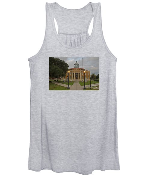 When Elvis Came To Town Women's Tank Top