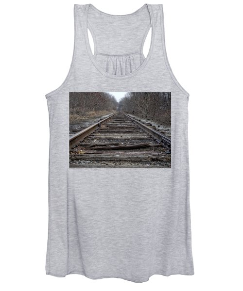 Where Are You Going? Women's Tank Top