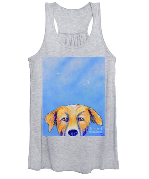 Where's The Food? Women's Tank Top