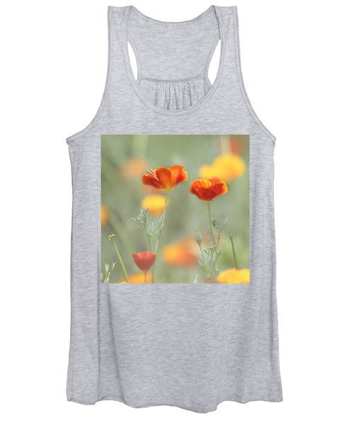 Whimsical Summer Women's Tank Top