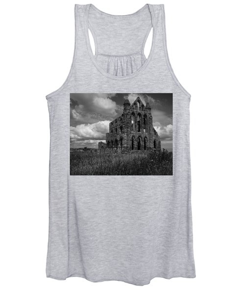 Whitby Abbey, North York Moors Women's Tank Top