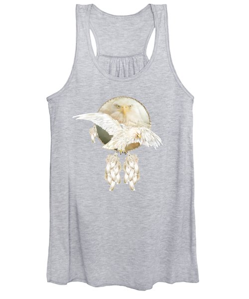 White Eagle Dreams Women's Tank Top