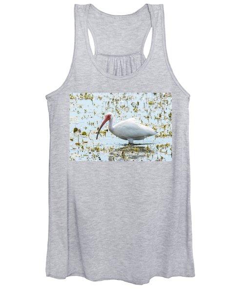 White Ibis Women's Tank Top