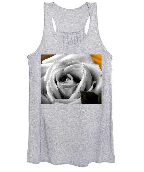 White Rose 2 Women's Tank Top