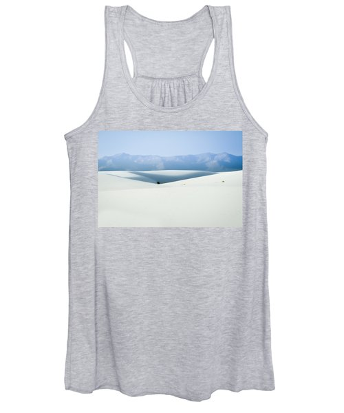 White Sands, New Mexico Women's Tank Top