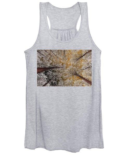 Whiteout Women's Tank Top