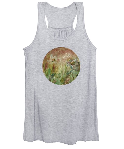 Wil O' The Wisp Women's Tank Top