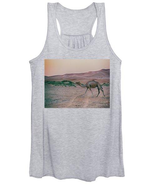 Wild Camel Women's Tank Top