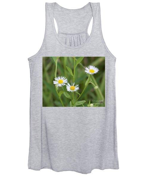 Wild Flower Sunny Side Up Women's Tank Top
