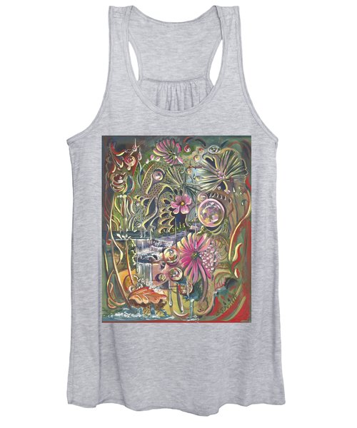 Wild Honeycomb Women's Tank Top