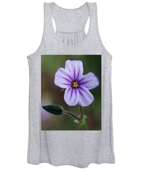 Wilderness Flower 3 Women's Tank Top