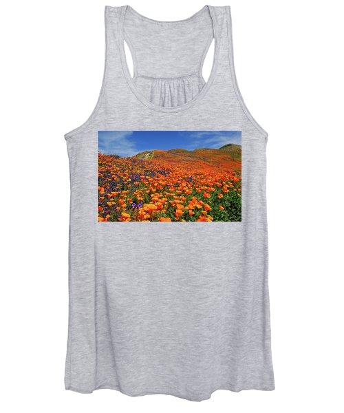Wildflower Jackpot Women's Tank Top